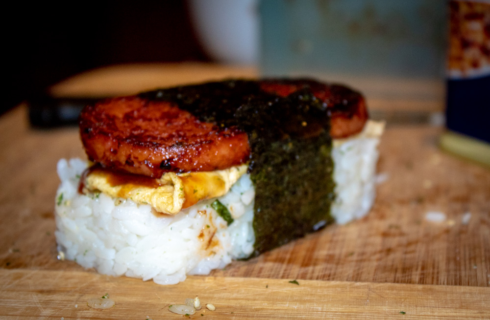 The Call Of The Musubi Spam Musubi Manaui